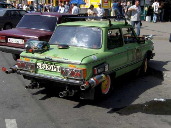 News From Russian Roads, Part 27