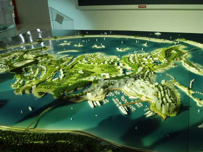 New Island in Russia near Sochi 1