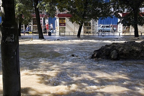 another flood in Moscow 4