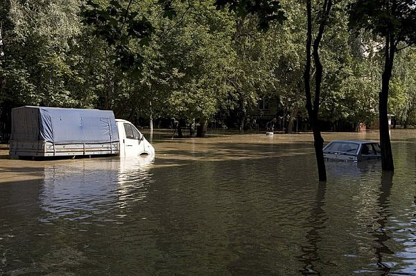 another flood in Moscow 12