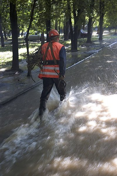 another flood in Moscow 3