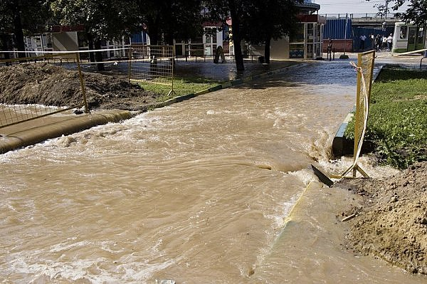 another flood in Moscow 5