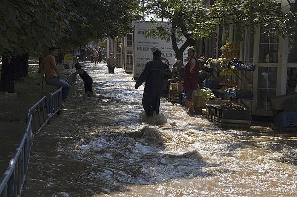 another flood in Moscow 7