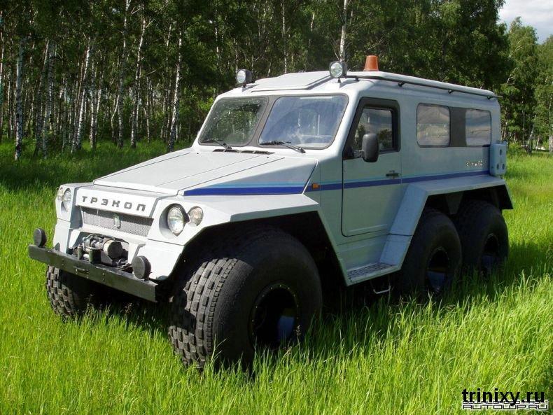 Russian police car 4