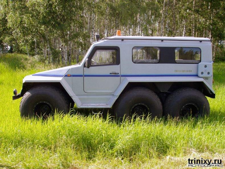Russian police car 5