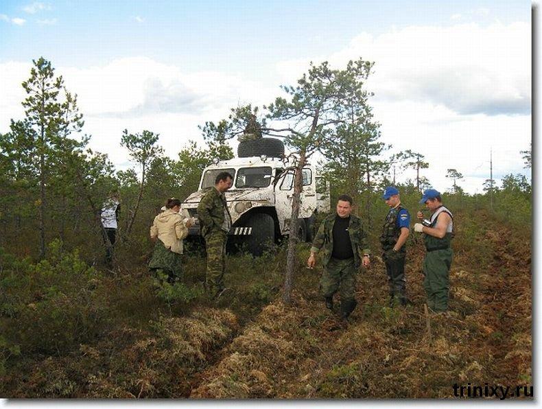 Russian police car 9