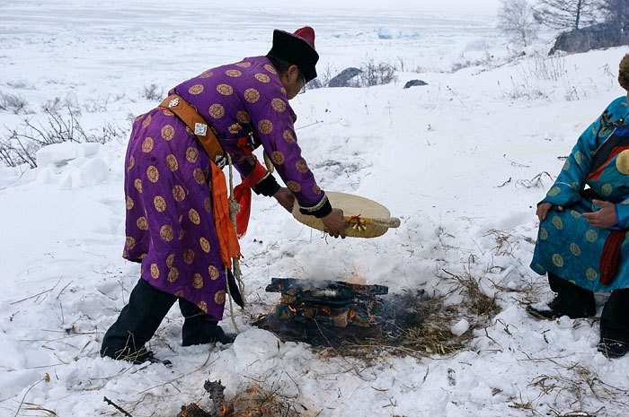 Shamans Of Buryatia