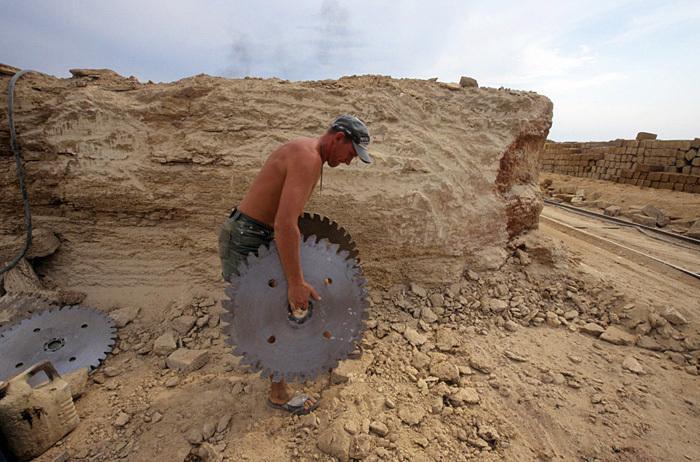 The Crimea, Ukraine - Shell Rock Production