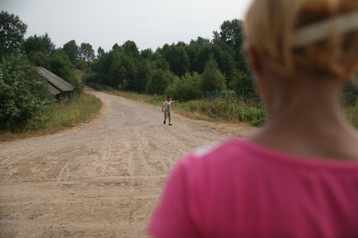 Meanwhile In Russian Villages...
