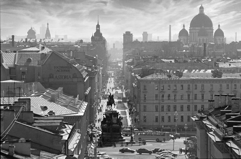 You've Never Seen St.Petersburg Like This