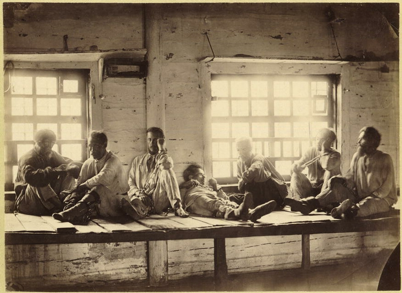 Life In a Penal Colony, 1891