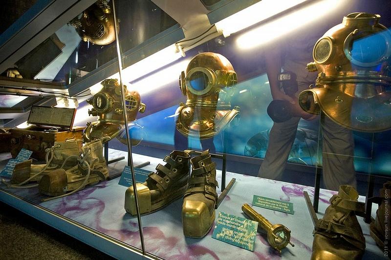 атомная подводная лодка как выглядит внутри
