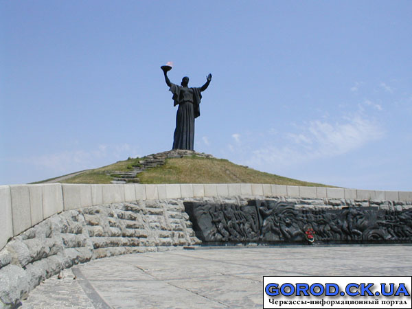 Russian victory monument