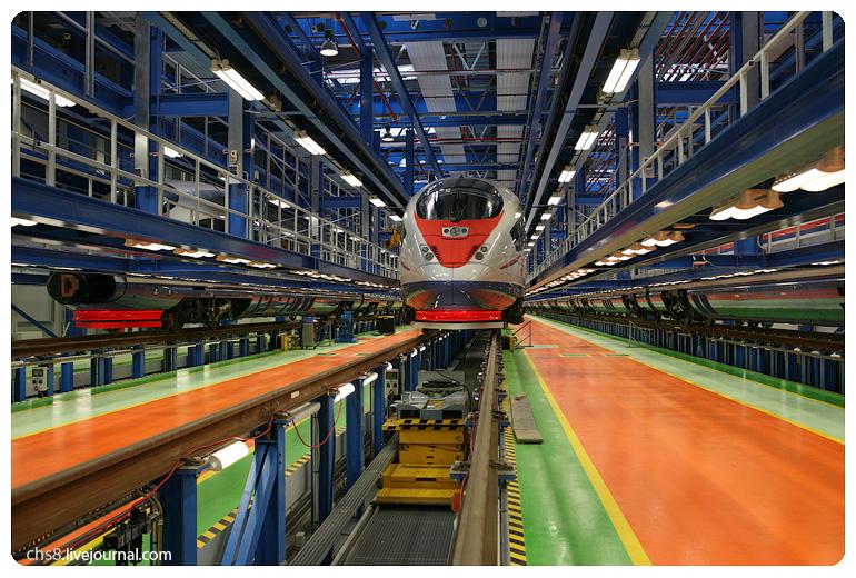 new russian trains 10