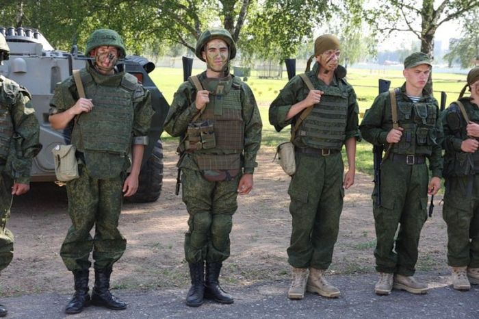 New Uniform of the Russian Army 1