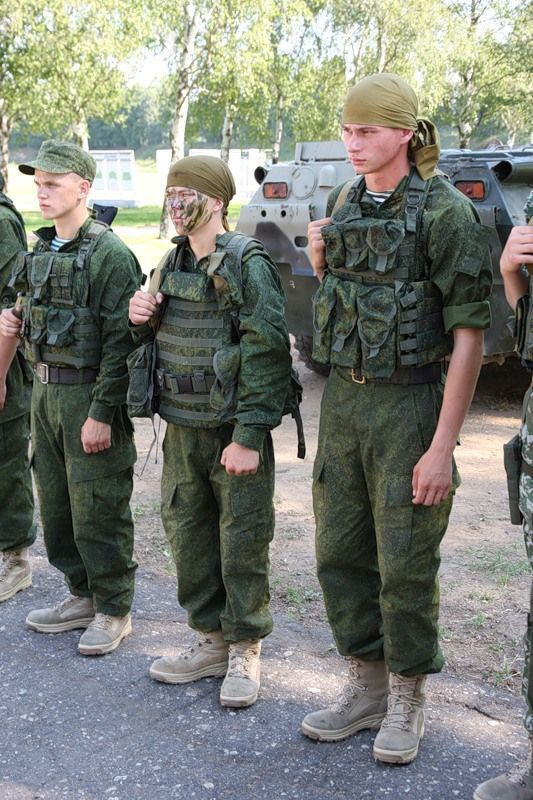 New Uniform of the Russian Army 10