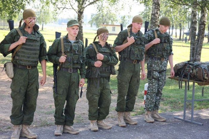 New Uniform of the Russian Army 11