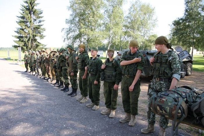 New Uniform of the Russian Army 13