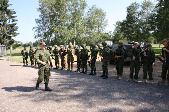 New Uniform of the Russian Army 15