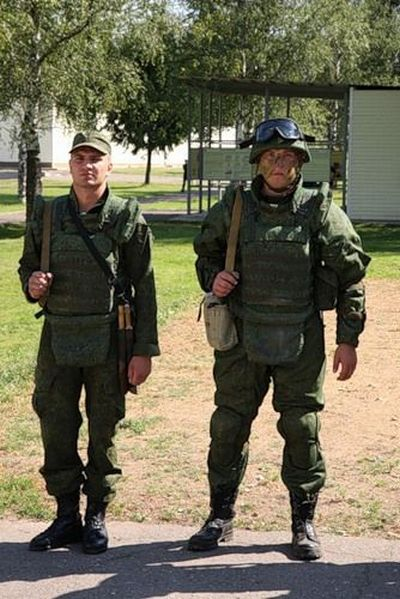 New Uniform of the Russian Army 2