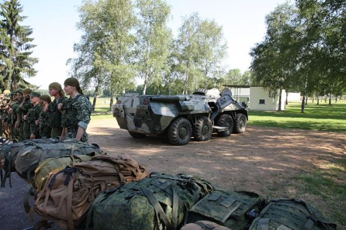 New Uniform of the Russian Army 21