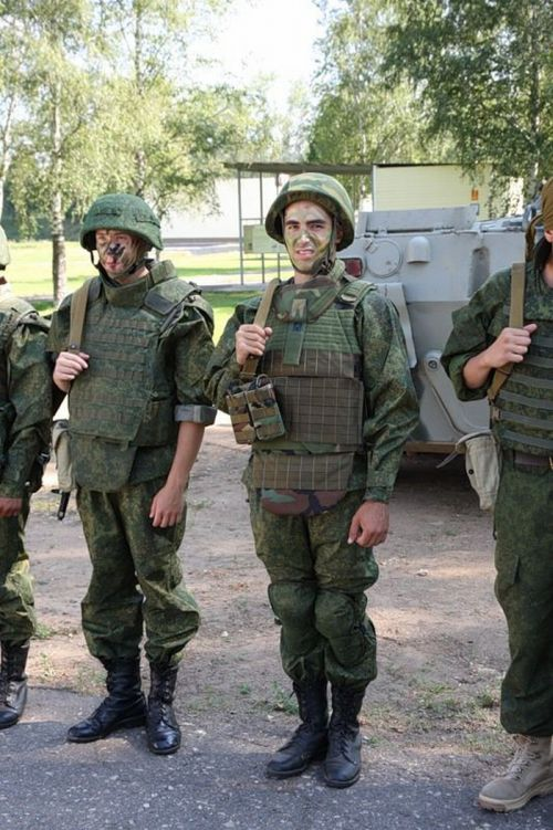 New Uniform of the Russian Army 22