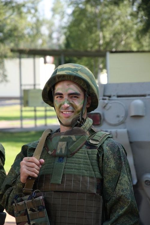 New Uniform of the Russian Army 23