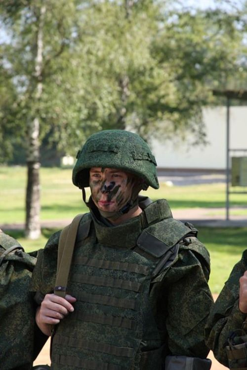 New Uniform of the Russian Army 24