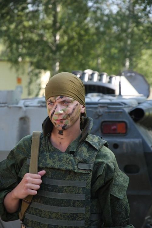 New Uniform of the Russian Army 25