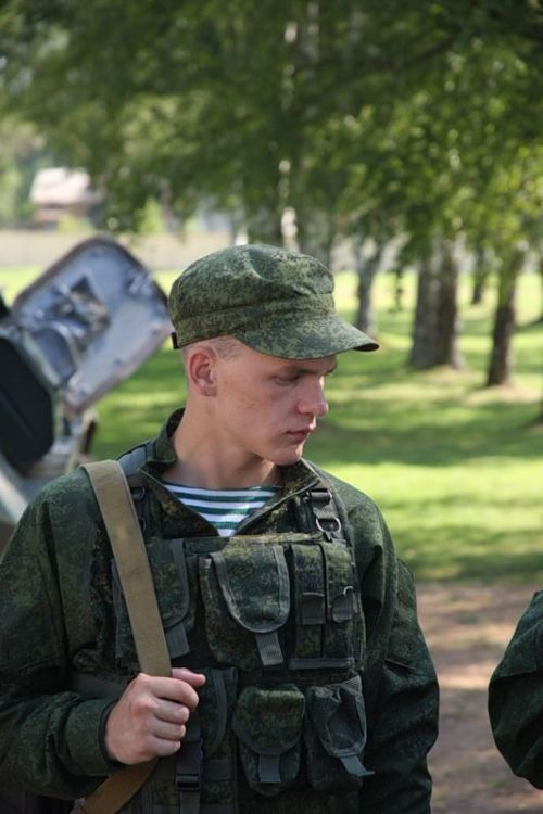 New Uniform of the Russian Army 26