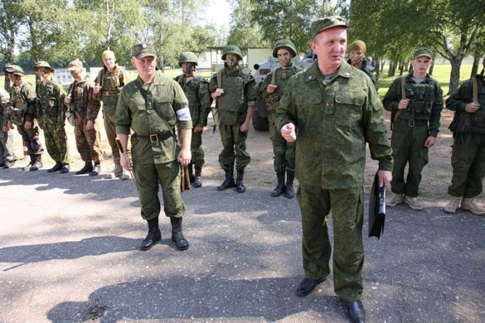 New Uniform of the Russian Army 27
