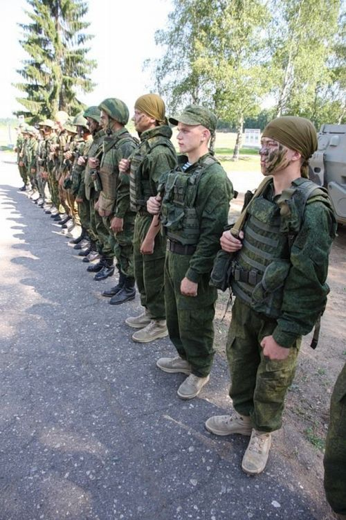 New Uniform of the Russian Army 28