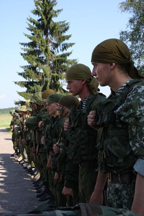 New Uniform of the Russian Army 30