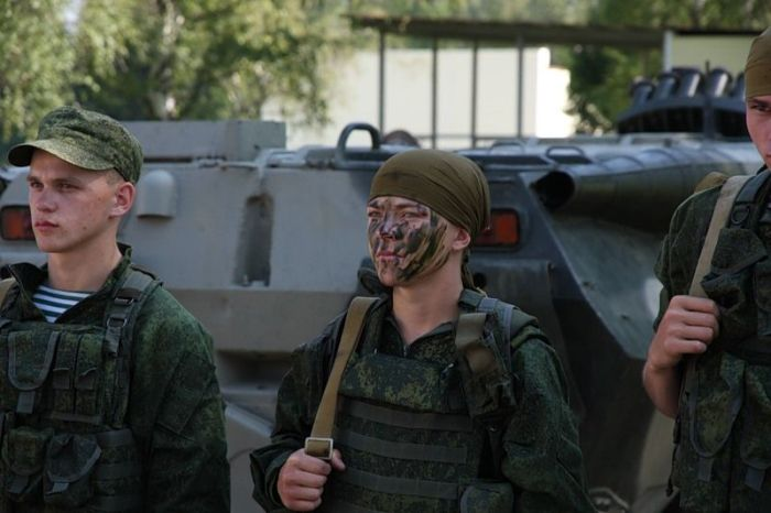 New Uniform of the Russian Army 32
