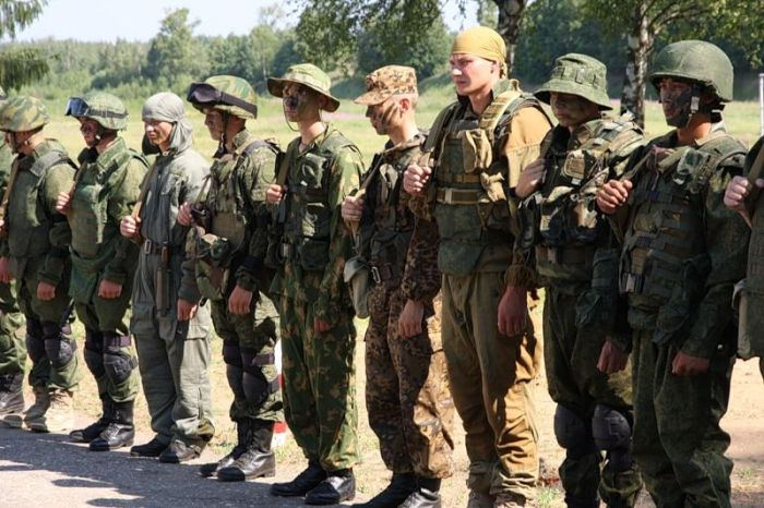 New Uniform of the Russian Army 34