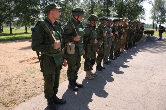 New Uniform of the Russian Army 47