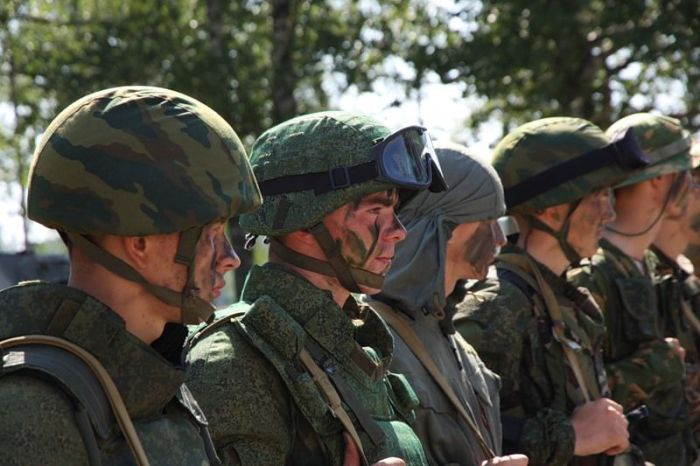New Uniform of the Russian Army 48