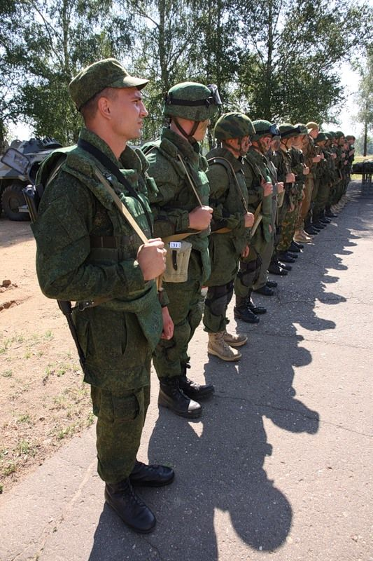 New Uniform of the Russian Army 49