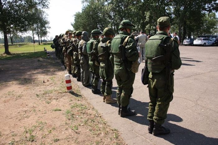 New Uniform of the Russian Army 50