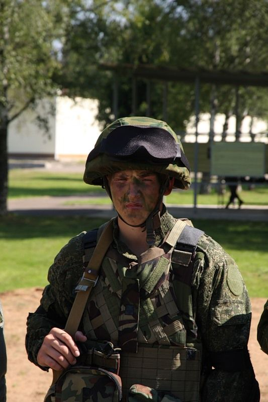 New Uniform of the Russian Army 56