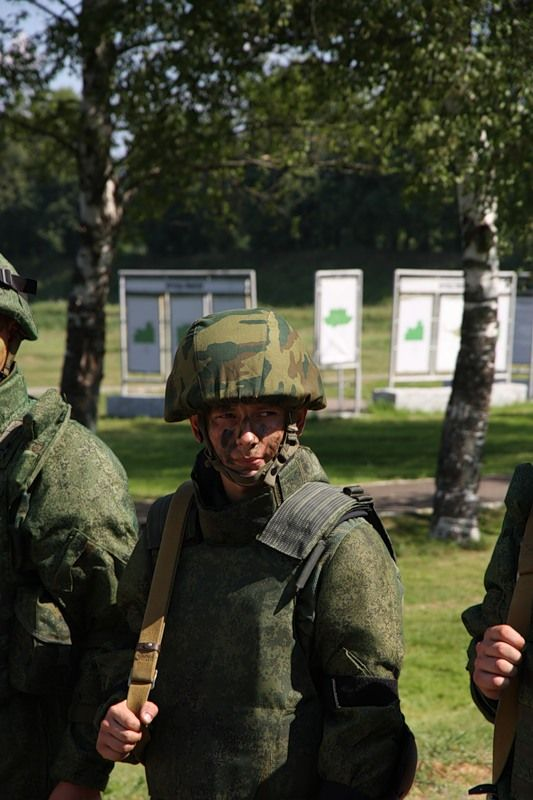 New Uniform of the Russian Army 59