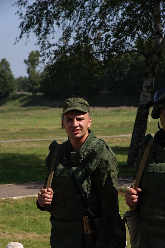 New Uniform of the Russian Army 61