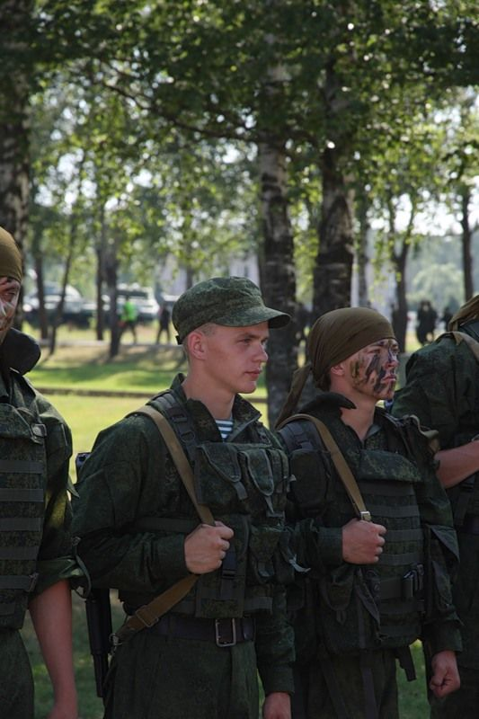 New Uniform of the Russian Army 67