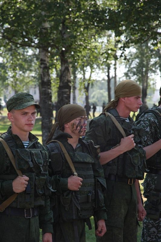 New Uniform of the Russian Army 68