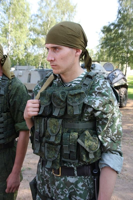 New Uniform of the Russian Army 73