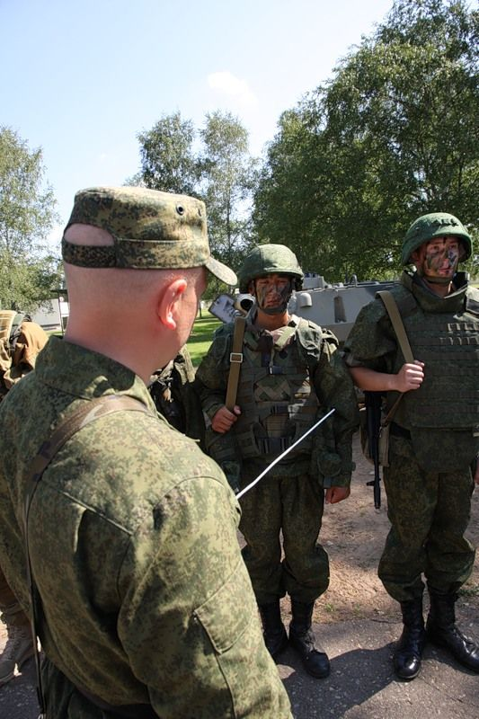 New Uniform of the Russian Army 82