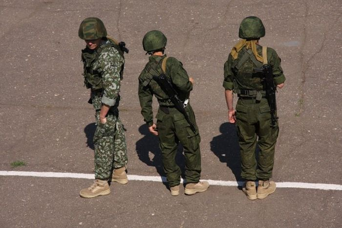 New Uniform of the Russian Army 83