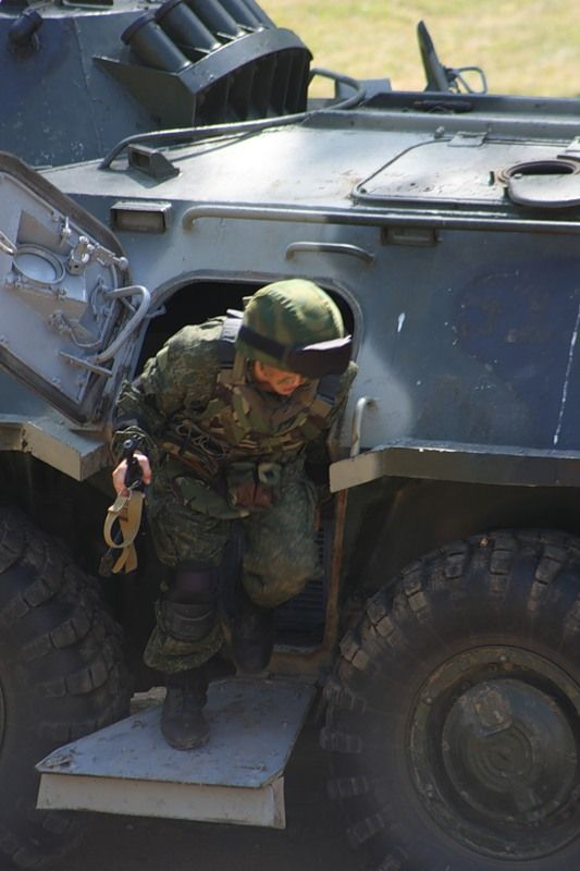 New Uniform of the Russian Army 87
