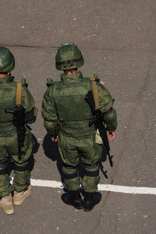 New Uniform of the Russian Army 89
