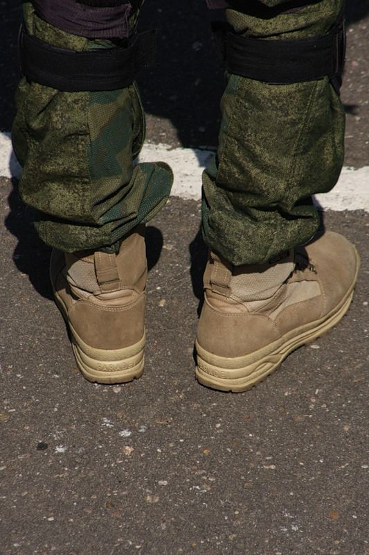 New Uniform of the Russian Army 90
